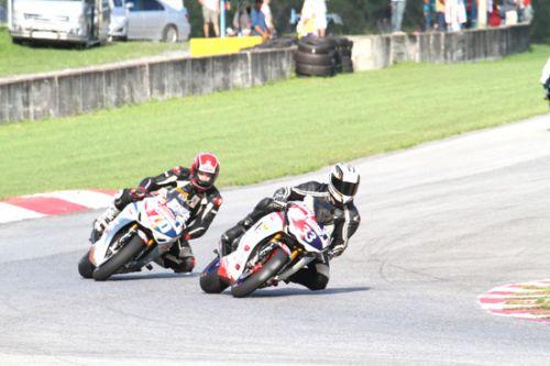 Motorcycle Mag. Road Racing Championship 2012 ในสนามที่สอง