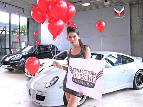 Yuma Motors Porsche Celebration