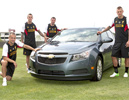 Chevy Liverpool FC Partnership