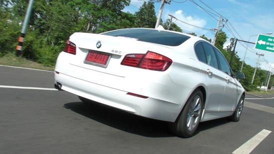 BMW 520i 2012