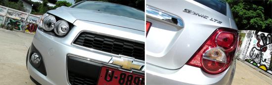 เชฟโรเลต โซนิค Chevrolet sonic