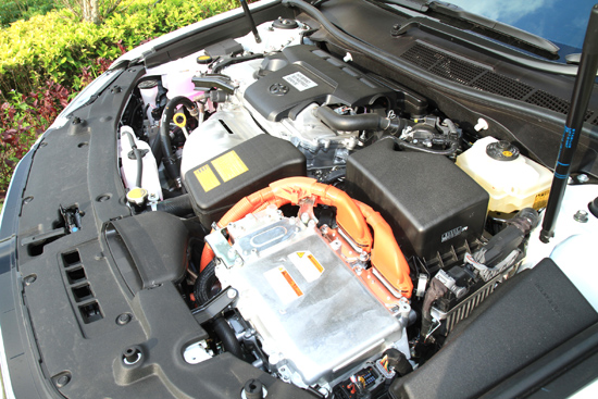 All New Camry Hybrid 2012