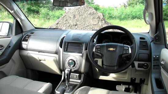 เชฟโรเลต เทรลเบลเซอร์ (Chevrolet Trailblazer)