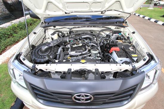 Toyota Vigo Champ CNG