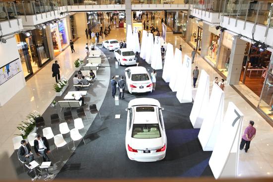 New Car In Thailand Bmw Xpo 2012 พร้อมเปิดตัว