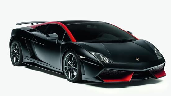 Lamborghini LP570-4 Edizione Tecnica
