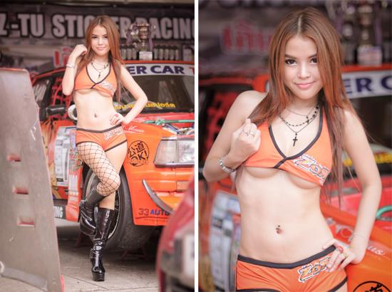 SUPER CAR THAILAND CHAMPIONSHIP 2012
