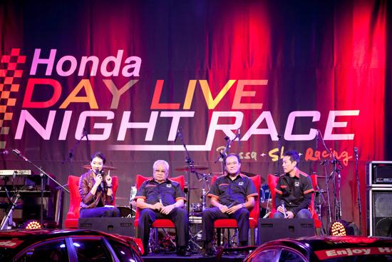 Honda Day Live Night Race: Bossa Ska Racing