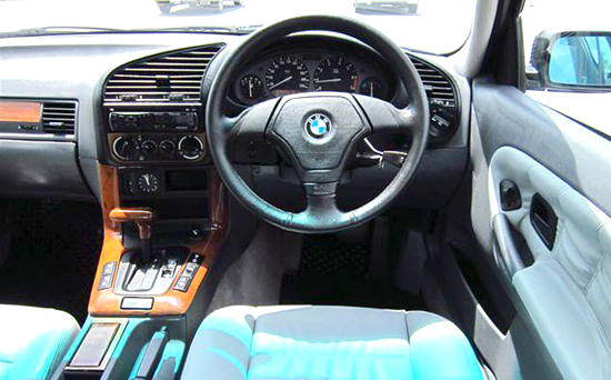 BMW 318 iA E36  M40