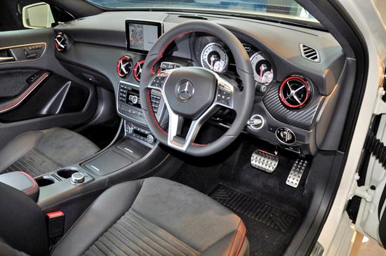 A250 AMG Sport