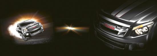 ออล-นิว อีซูซุดีแมคซ์ เอ็กซ์-ซีรี่ส์ All-new Isuzu D-Max X-Series