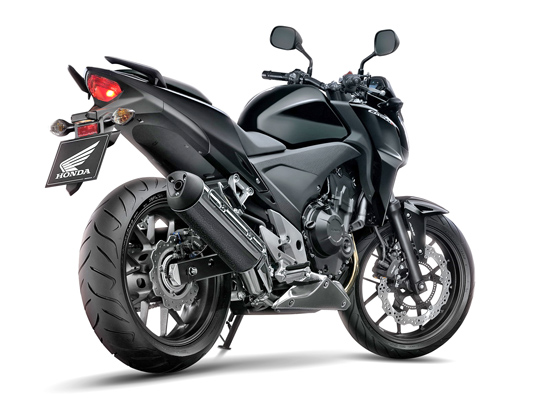 Honda CBR500R CB500X CB500F