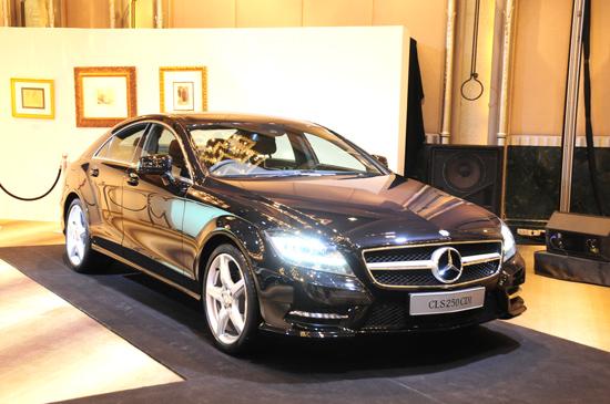 CLS 250 CDI AMG Premium