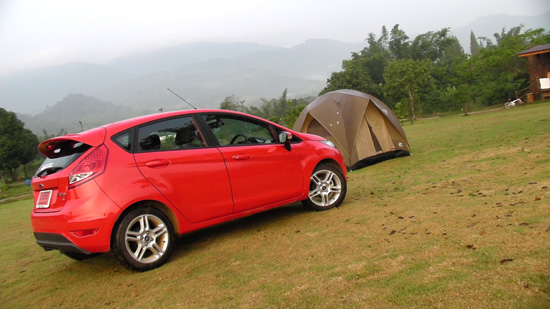 ทดสอบ Ford Fiesta 1.5L Sport 5 ประตู