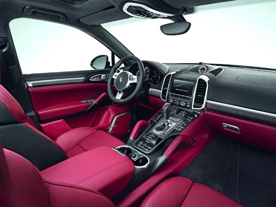 คาเยนน์ เทอร์โบ เอส (Cayenne Turbo S)