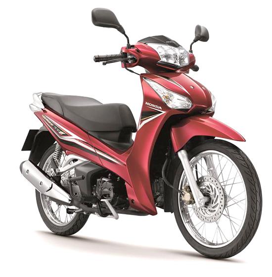 Honda Wave125i ใหม่
