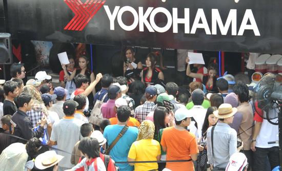 ยางรถยนต์โยโกฮามา