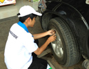 Tire Safety by Bridgestone