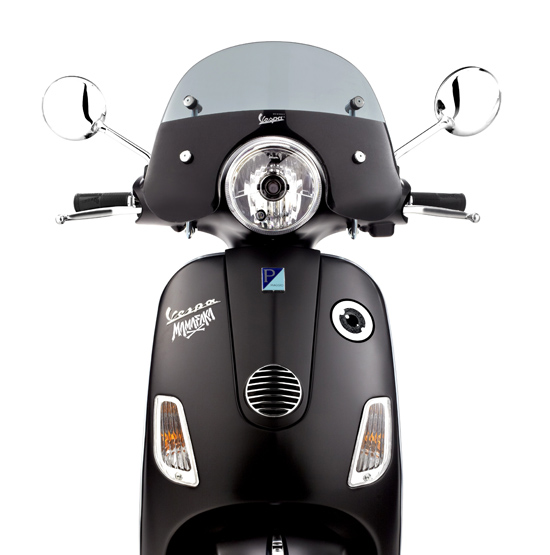 Vespa LX 125ie Limited Edition Vespa MMFK Collaboration 2013