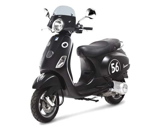Vespa LX 125ie Limited Edition Vespa MMFK Collaboration 2013