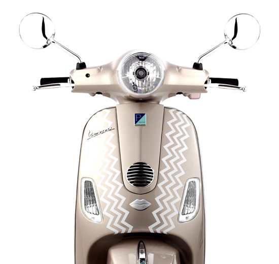 Vespa LX 125ie Limited Edition Baciami The new Vespa