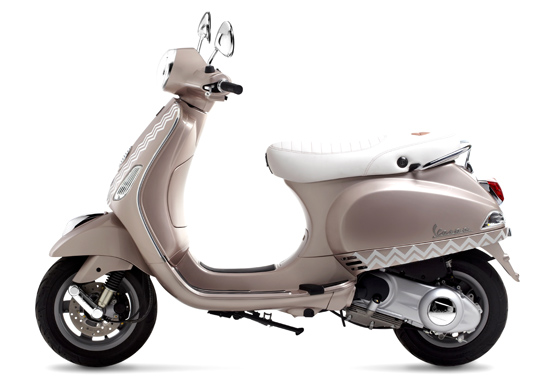 Vespa LX 125ie Limited Edition Baciami The new Vespa