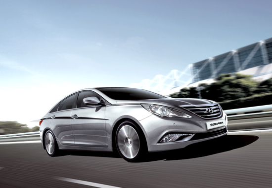 Hyundai Sonata Sport Minor Change