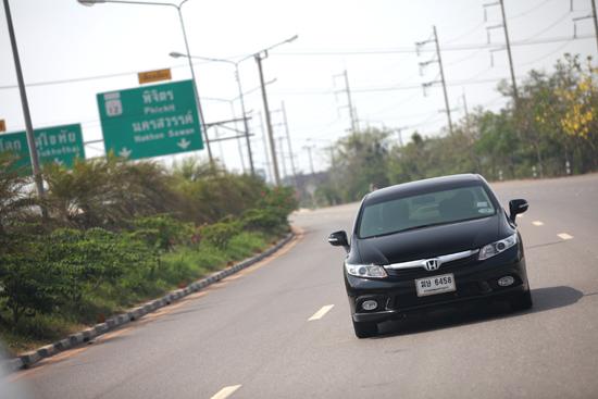 Civic & CR-V Fuel Challenge บทพิสูจน์แห่งสมรรถนะและการใช้น้ำมัน E85 บนเส้นทางแห่งความท้าทาย กรุงเทพฯ – น่าน – หลวงพระบาง