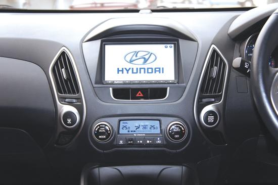The New Hyundai Tucson NAVI Series