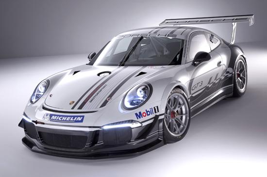 ปอร์เช่ 911 จีที3 คัพ (911 GT3 Cup)
