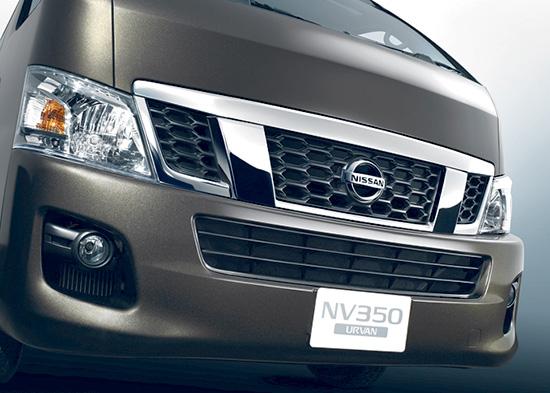 นิสสัน เออร์แวน ใหม่ บิ๊ก เออร์แวน NV350 URVAN