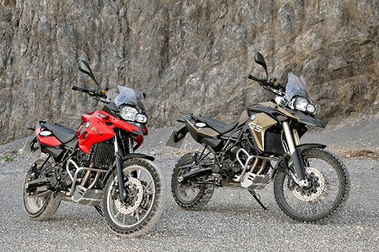 BMW F700 GS & F800 GS