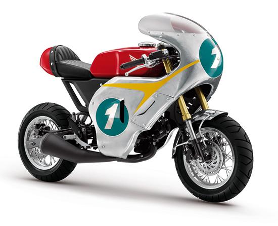 RC-X Vintage Racer