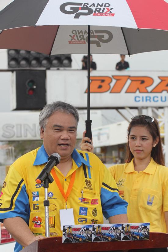 RAAT Thailand Endurance Championship 2013 สนามแรก