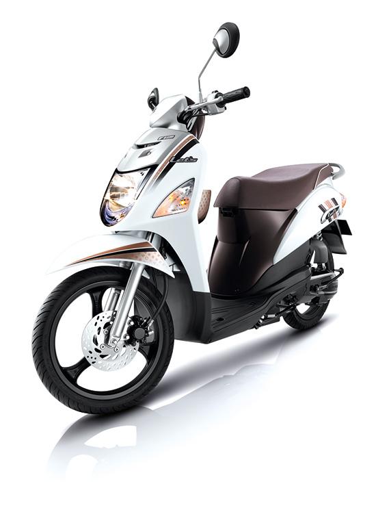 Suzuki Let's Premium ซูซูกิ เล็ทส์ พรีเมี่ยม
