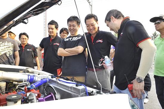 Isuzu Race Spirit