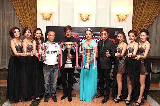 GPI MOTORSPORT CHAMPION AWARDS 2012