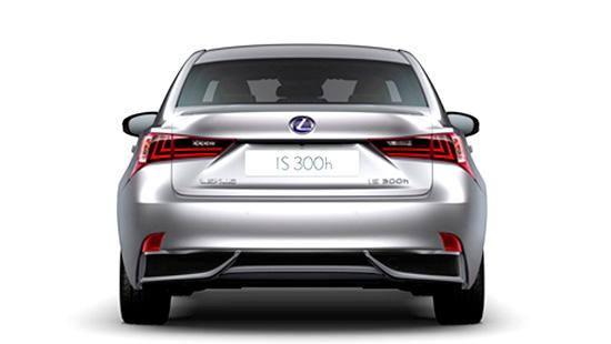 New Lexus IS 300h