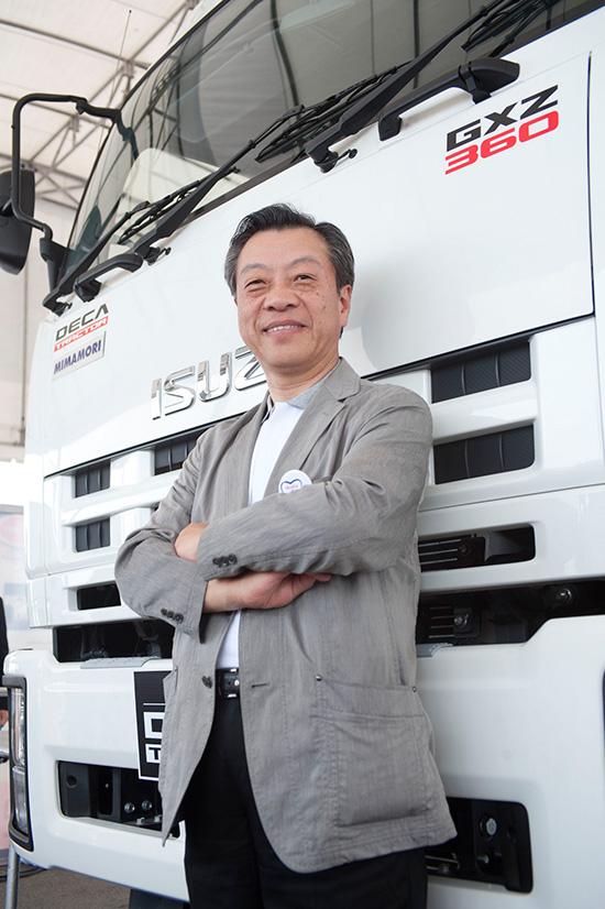 รถบรรทุกอีซูซุ มิมาโมริ