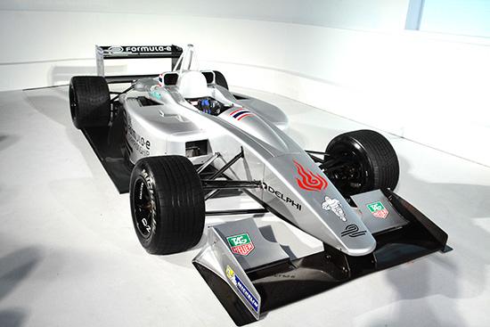 FIA Formula E Championship 2014