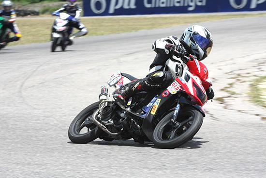 FMSCT Thailand Road Racing 2013