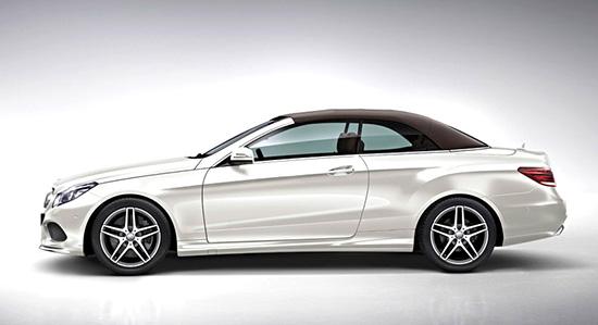 The new E-Class Cabriolet