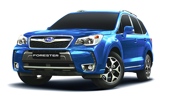 ALL NEW FORESTER 2.0XT