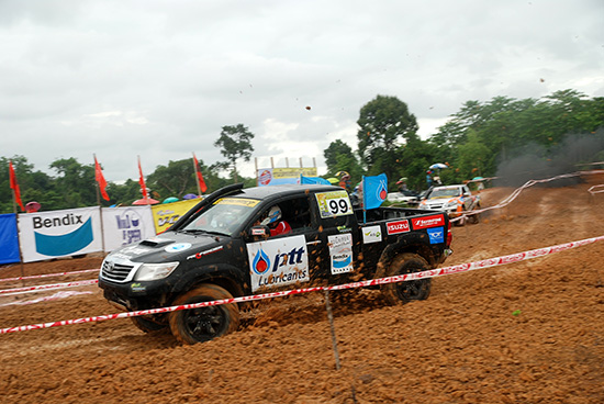 Off Road Trophy 2013