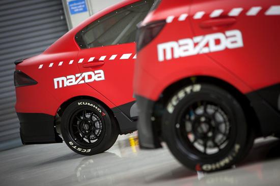 MAZDA INNOVATION MOTORSPORTS
