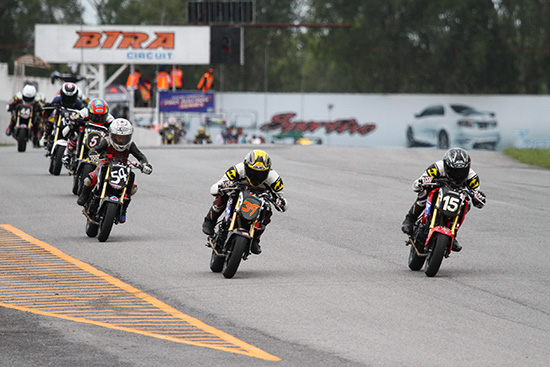 Motorcycle Mag Road Racing Championship 2013 สนามที่ 2