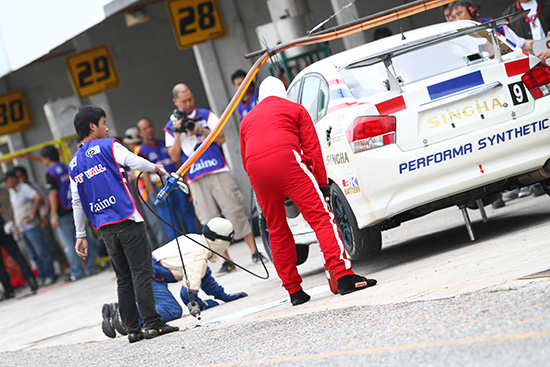 RAAT Thailand Endurance Championship 2013