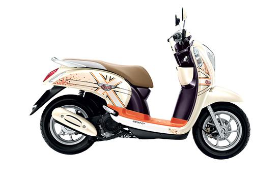 Honda Scoopy i CLUB 12