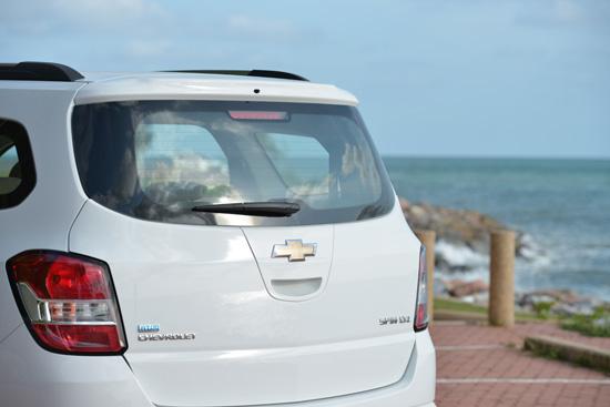 เชฟโรเลต สปิน (Chevrolet SPIN)