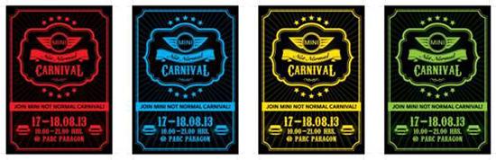 MINI Not Normal Carnival